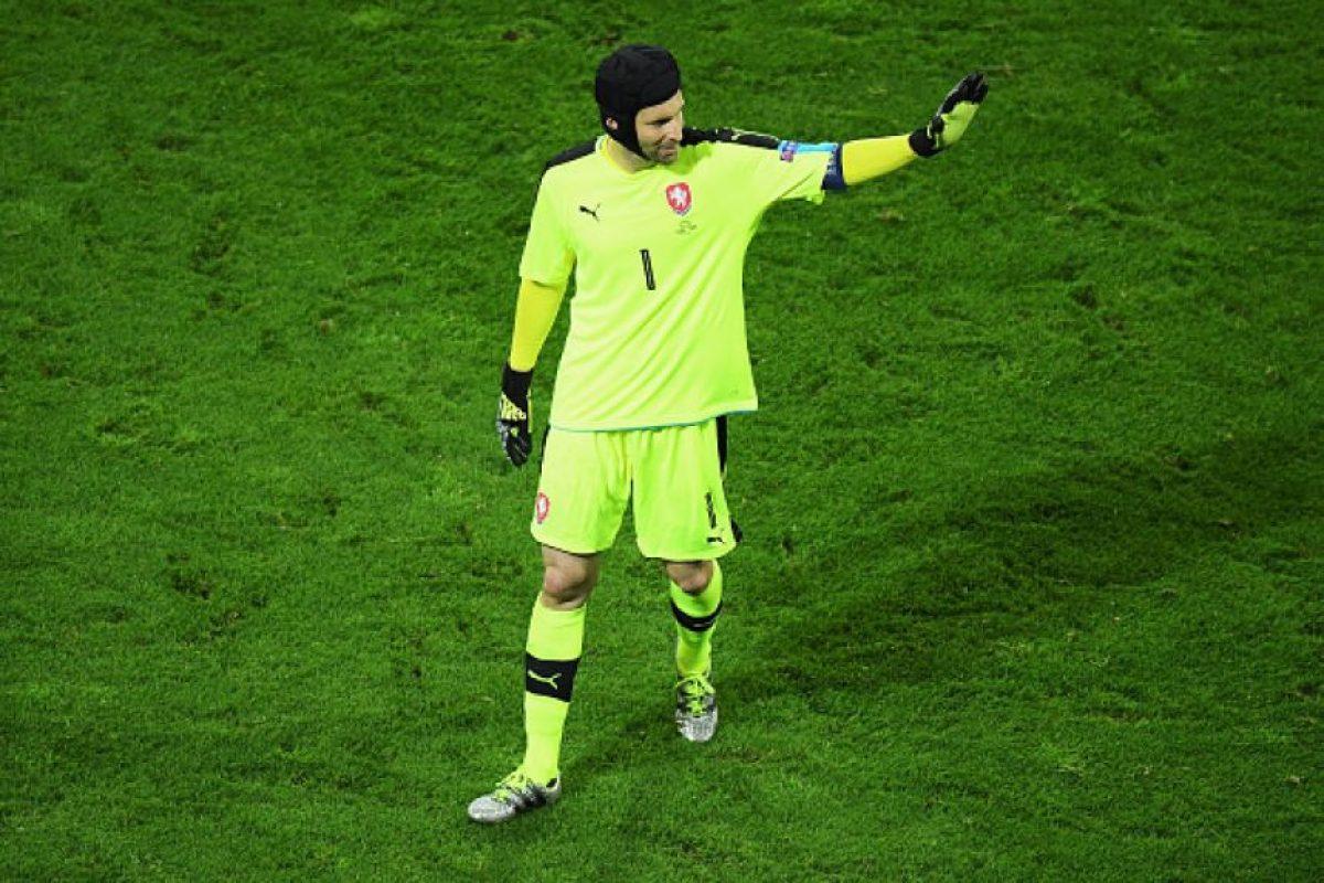 Petr Cech deja la selección de República Checa Foto:Getty Images