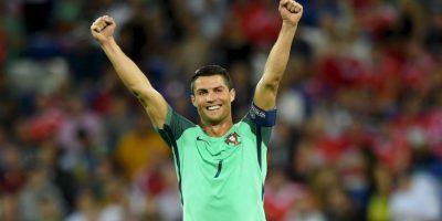 Cristiano busca darle el primer título europeo a Portugal Foto:Getty Images