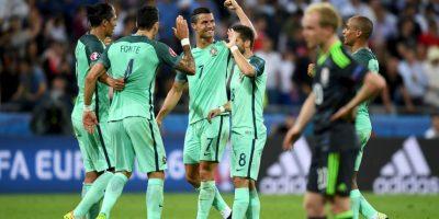 Portugal, en tanto, avanzó tras vencer a Gales por 2 a 0 Foto:Getty Images