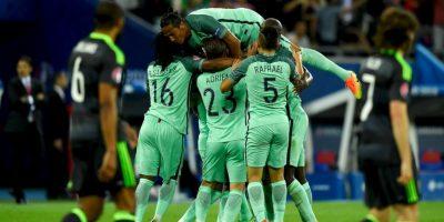 Portugal quiere amargarle la fiesta a los franceses Foto:Getty Images