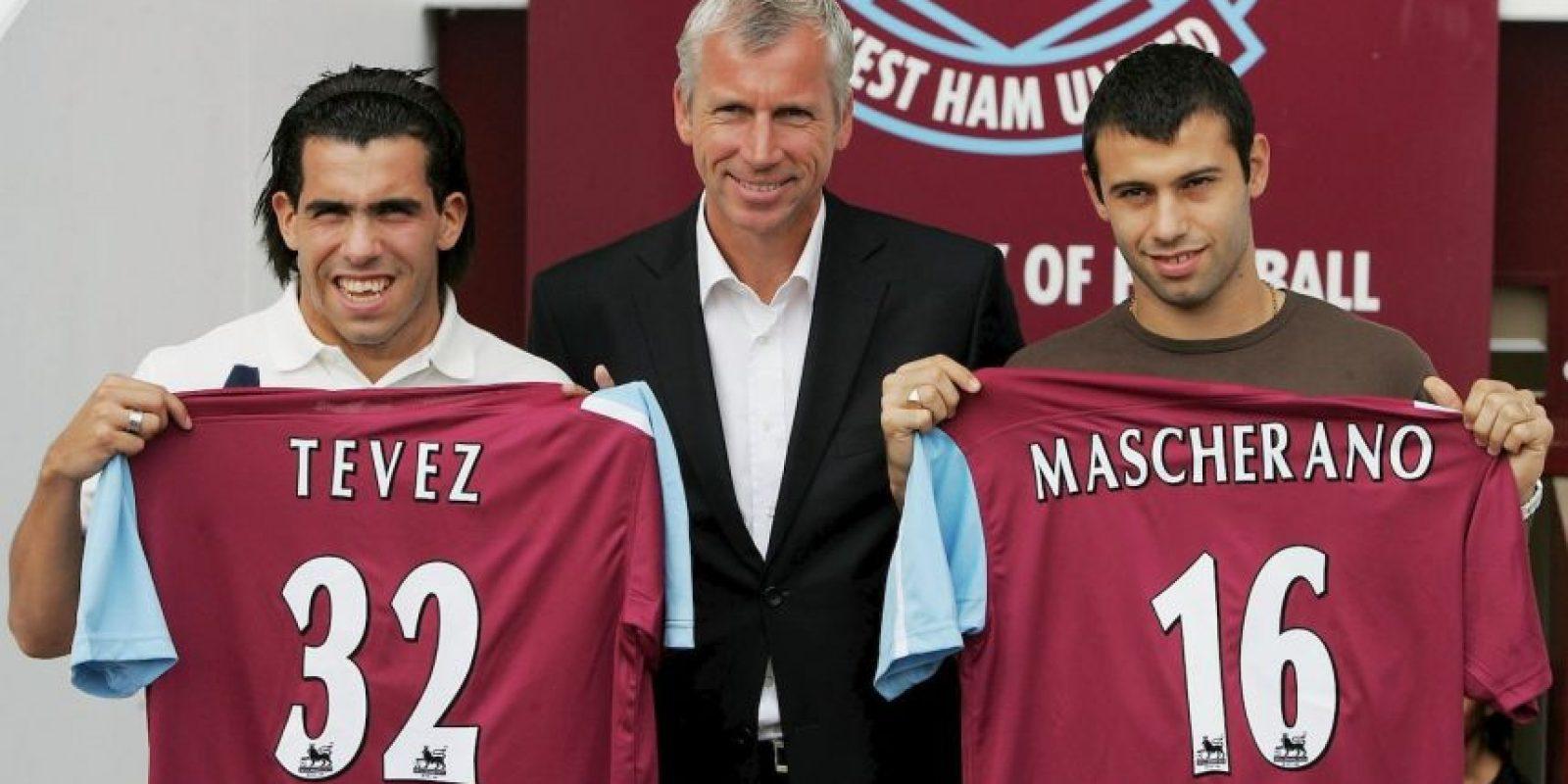 West Ham encontró excesiva la petición y desistió de su idea Foto:Getty Images