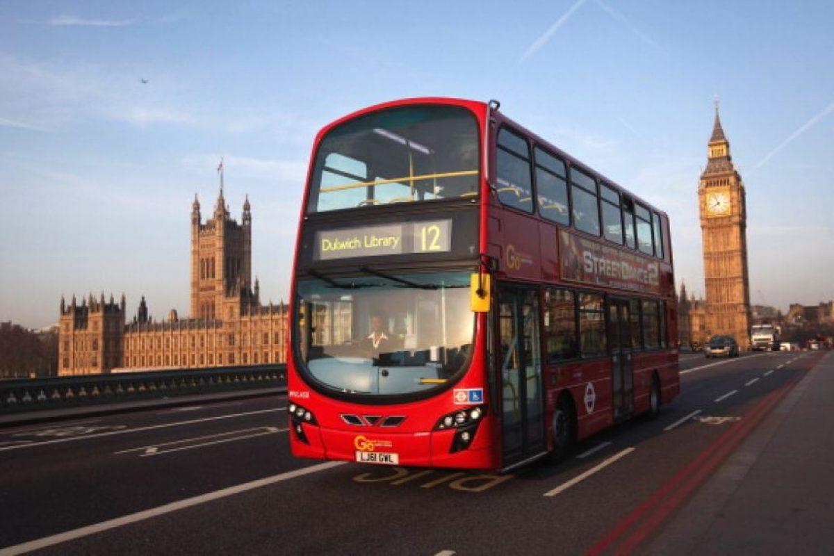 1. Viajar en general a Europa: Usando a Reino Unido como entrada Foto:Getty Images