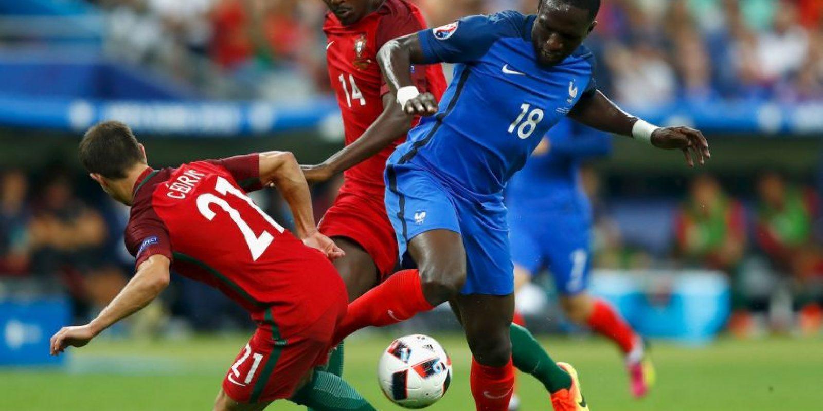 Francia lloró en su propia casa Foto:Getty Images