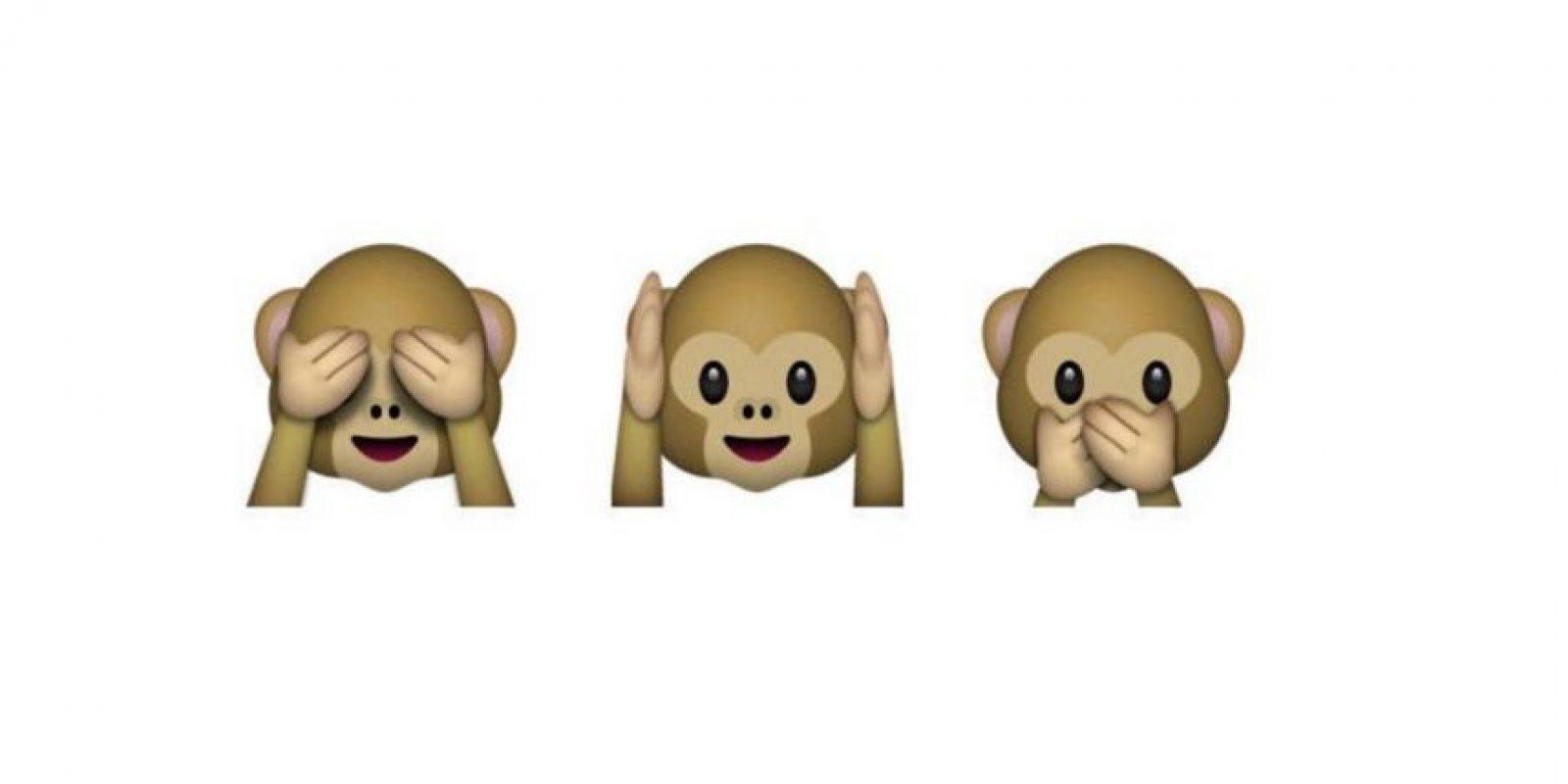 Los emoticones son parte de la cultura actual de Occidente. Foto:Emojipedia