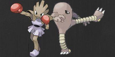 Hitmonlee e Hitmonchan Foto:Pokémon