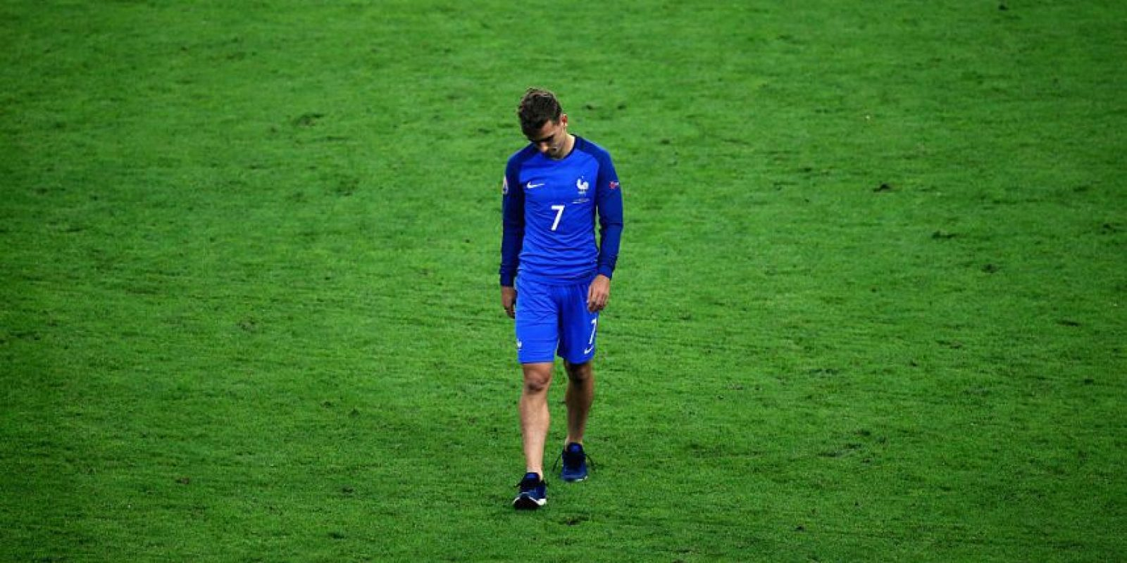 Antoine Griezmann (Francia) Foto: Getty Images