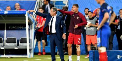 Cristiano Ronaldo fue un técnico más Foto:Getty Images
