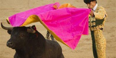 Murió tras ser embestido por un toro de más de 500 kilos Foto:AP