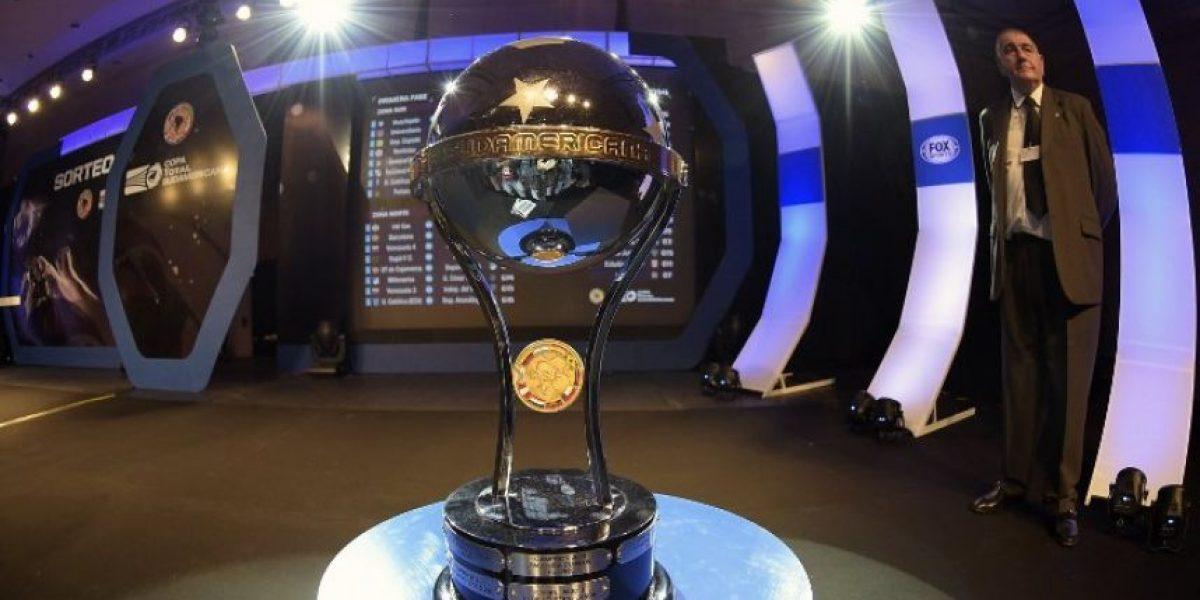 Todo lo que debes saber del sorteo de la Copa Sudamericana
