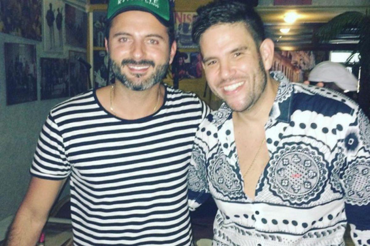 El reconocido actor y presentador Mario Espitia, saltó a la fama tras participar en la edición 2004 del 'Desafío' Caracol. Foto:https://www.instagram.com/espitiamario/