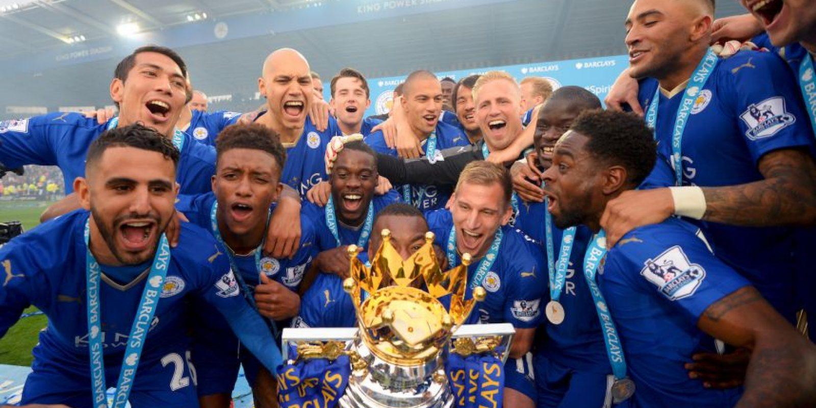 El sábado 13 de agosto comenzará la Premier League. Leicester quiere dar la sorpresa nuevamente Foto:Getty Images