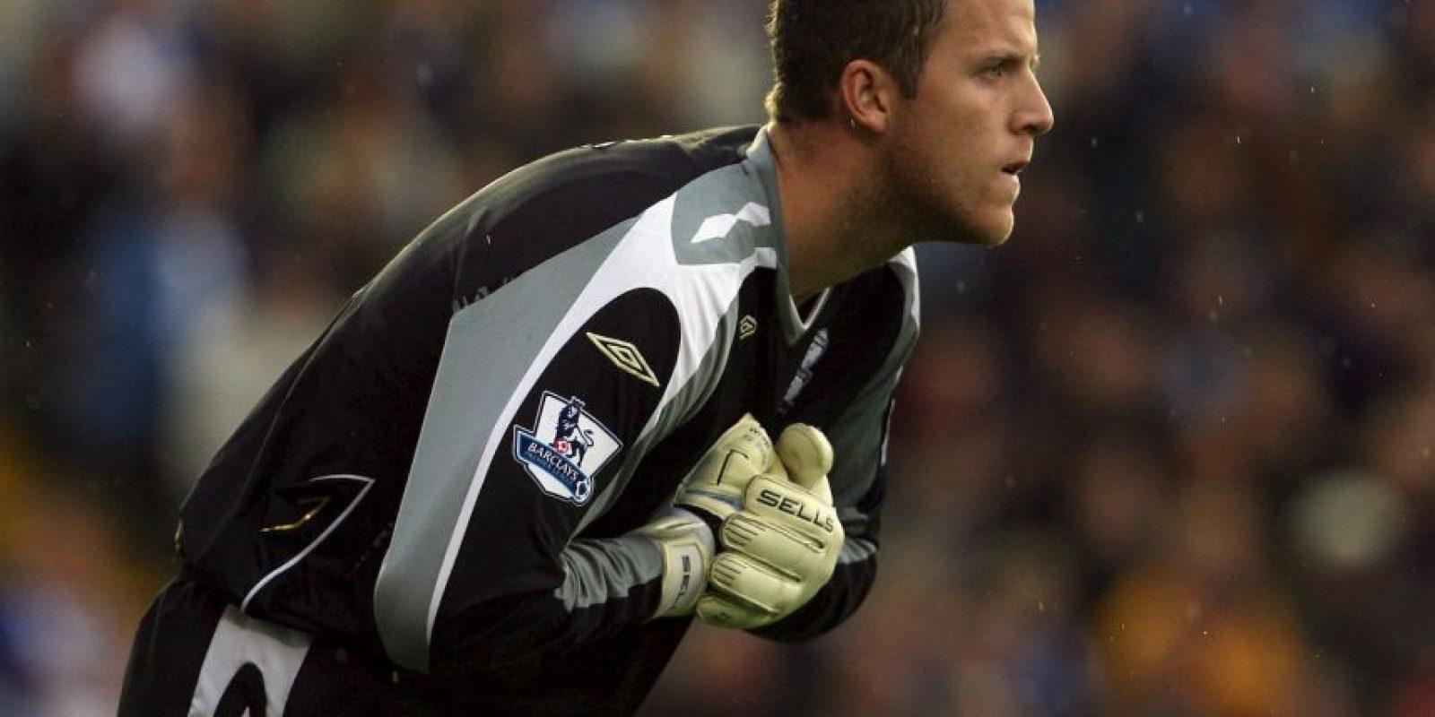 Colyn Doyle viene de jugar en Blackpool, que descensió a la League Two de Inglaterra Foto:Getty Images