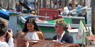 Luego de la Eurocopa, el alemán disfruta de sus vacaciones y ahora lo hace felizmente casado con la tenista Foto:AP