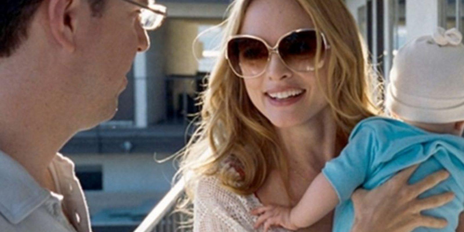 """Heather Graham era """"Jade"""", la stripper con la que se casa Stu. Foto:vía Warner Bros"""