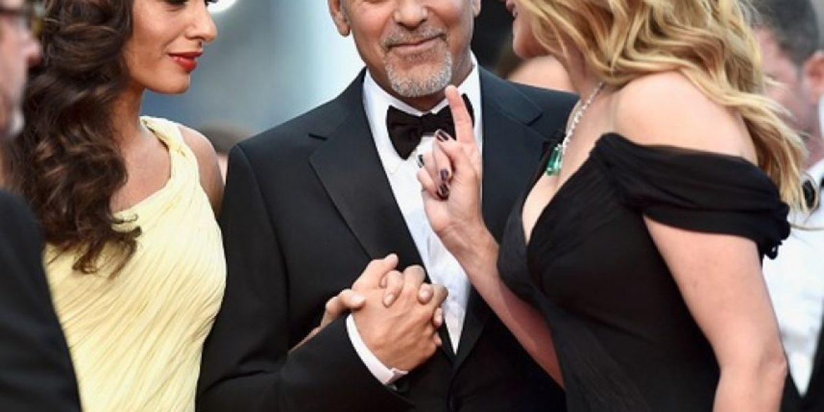 Resurgen rumores de la homosexualidad de George Clooney