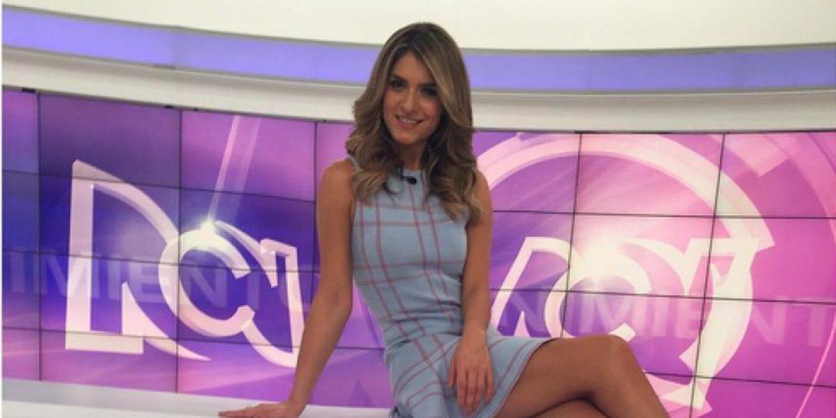 Laura Tobón niega que será presentadora del canal Caracol