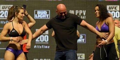 Dana White continuará como presidente de la UFC Foto:Getty Images