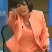 """Ana María se enfurece: """"si los cubanos nos diésemos a respetar ¡todavía estaríamos en Cuba!"""" Foto:Telemundo"""