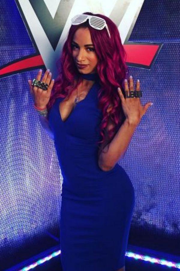 Confundió a Dana Brooke con un pokémon Foto:WWE