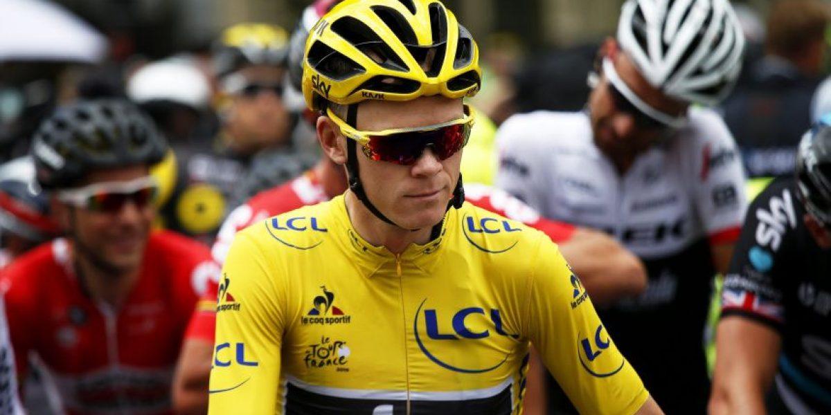Los mejores memes por el accidente de Chris Froome en el Tour de Francia 2016