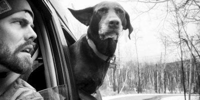 Los veterinarios le dieron de 3 a 6 meses para vivir debido a que el cáncer invadió ya sus pulmones. Foto:Facebook Robert Kugler