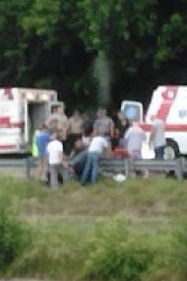 Asegura que captó un alma saliendo de un cuerpo Foto:Facebook.com/saul.vazquez.7127