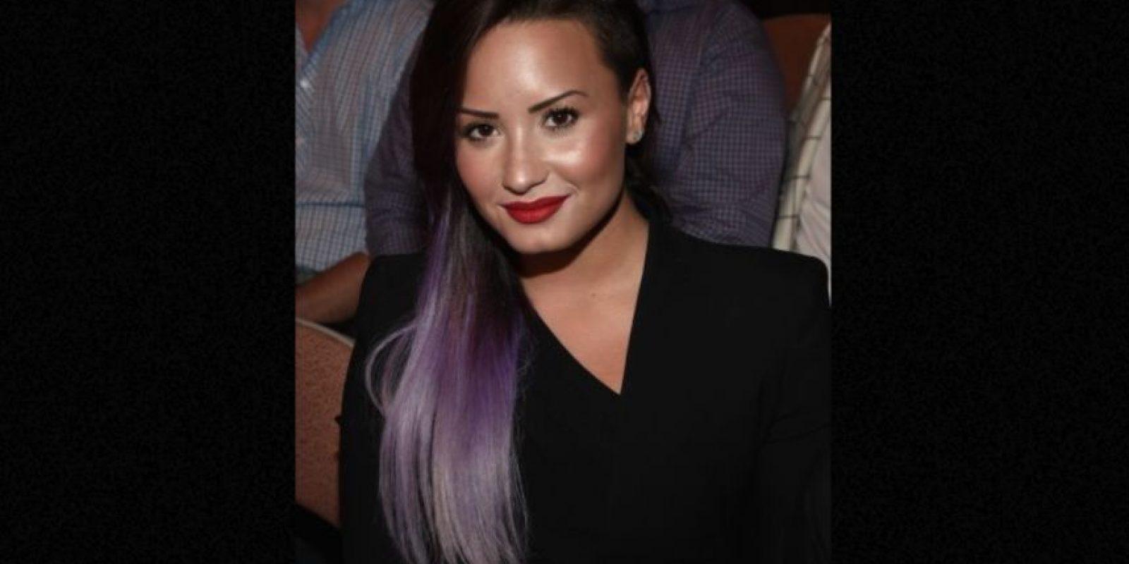Demi Lovato confesó que su casa estaba embrujada por una niña. Foto:Getty Images