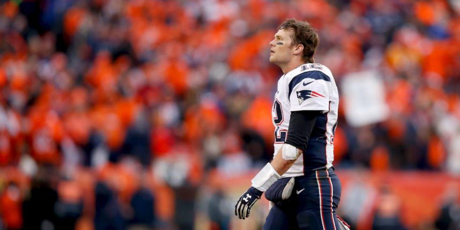 Tom Brady y 14 casos de tramposos en el deporte Foto:Getty Images
