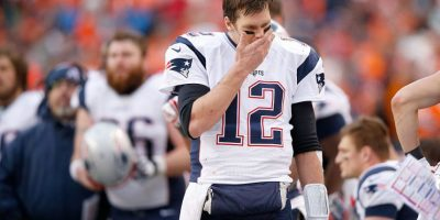 6.- New England Patriots-fútbol americano (3.200) Foto: Getty Images