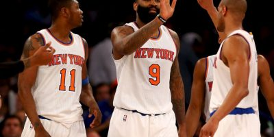 7.- New York Knicks-básquetbol (3.000) Foto: Getty Images