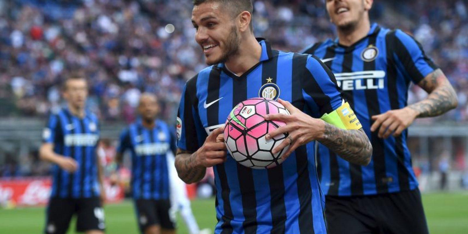 Inter de Milán pide de 50 a 60 millones de euros por el italiano Foto:Getty Images