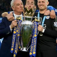 Juega en Leicester desde 2011 Foto:Getty Images