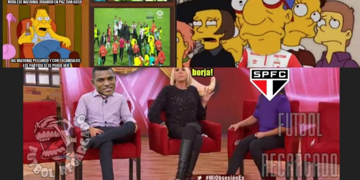 Memes y burlas de la clasificación de Atlético Nacional a la final de la Copa Libertadores 2016