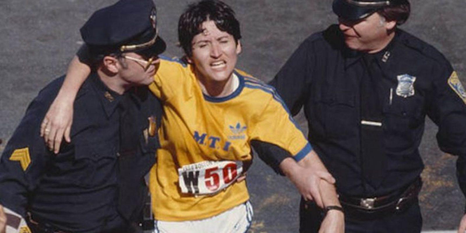 Rosie Ruiz Foto:Getty Images