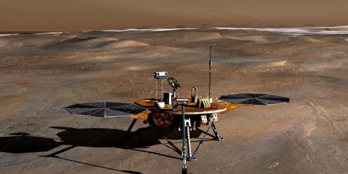 Hallazgo en Marte: encuentran 'esqueleto de un rey' en el planeta rojo