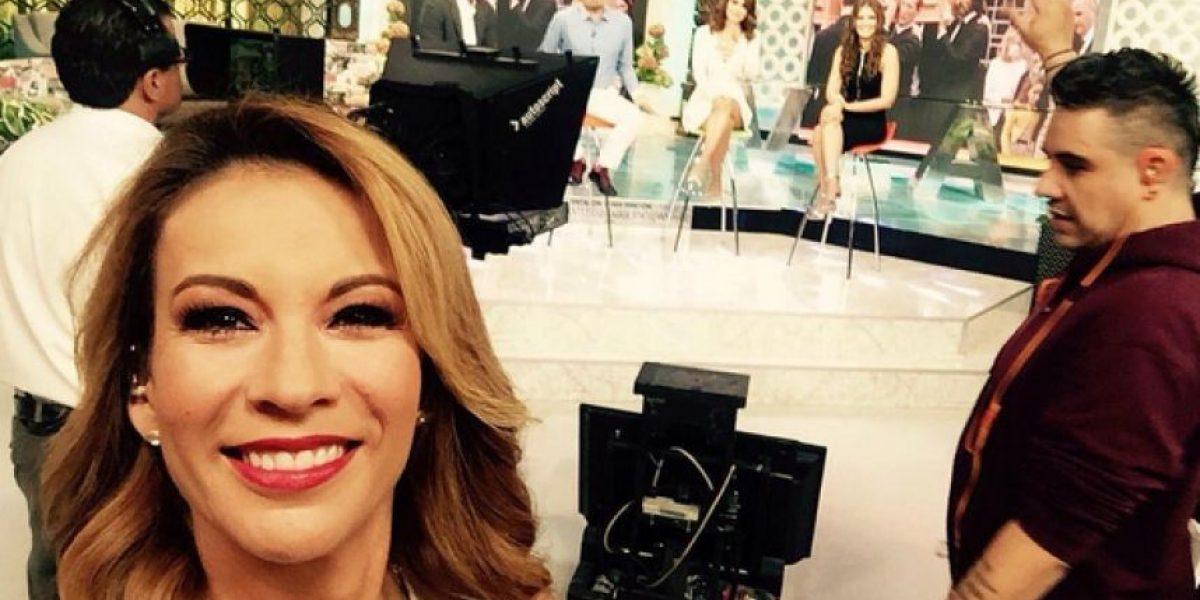 Ingrid Coronado fue insultada en Twitter por serle infiel a su esposo con cáncer