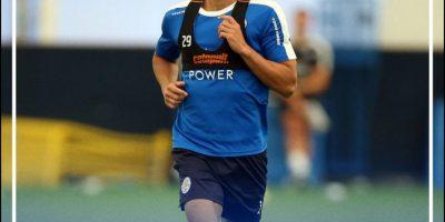 Luis Hernández fue el zaguero elegido por Claudio Ranieri para reforzars Foto:Twitter Leicester