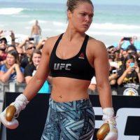 Las mejores imágenes de las redes sociales de Ronda Rousey Foto:Vía instagram.com/rondarousey
