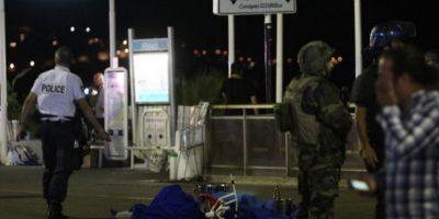 Entre las víctimas se reportaron hombres y mujeres de varias edades. Foto:Twitter