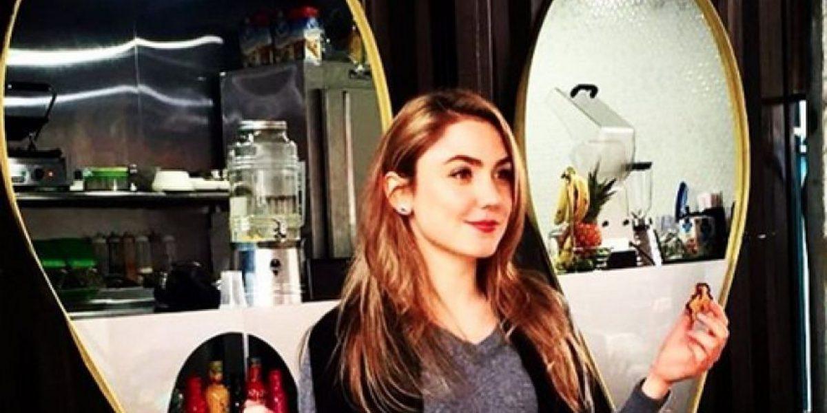 La actriz Carolina López estrena novio