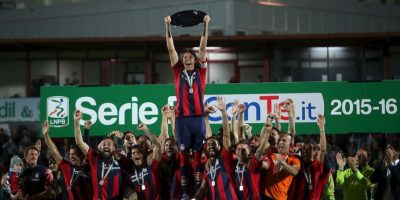 Serie A: Cagliari Foto:Getty Images