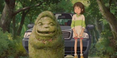 Hayao Miyazaki se inspiró en una niña de 10 años hija de su amigo. Le habían rechazado ya dos proyectos. Foto:vía Studio Ghibli