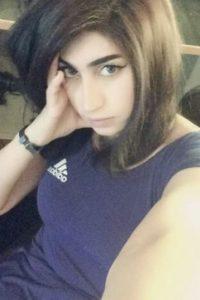 Fouzia Azeem era su verdadero nombre. Foto:Facebook