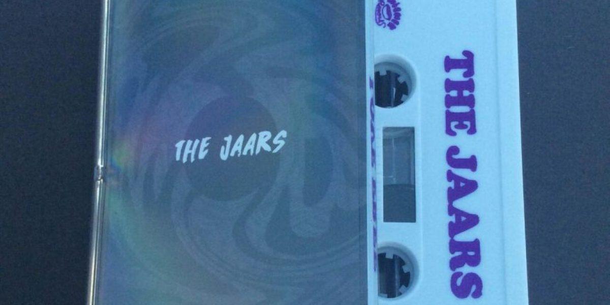 Banda barranquillera The Jaars regresa al pasado y graba su más reciente producción en cassette