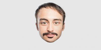 Así serían los emojis en la vida real, según la diseñadora Liza Nelson Foto:Liza Nelson