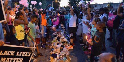 Brown fue asesinado por un policía en agosto de 2014. Foto:Getty Images