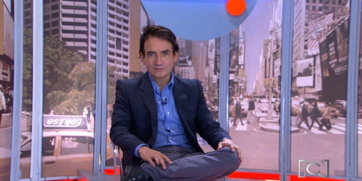 Sergio Barbosa confirma que se va del Canal RCN