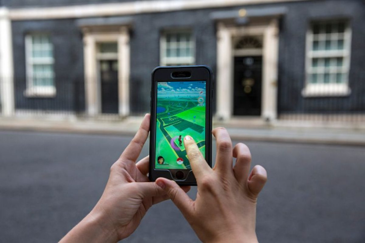 Tips para que gasten menos batería de su celular jugando Pokémon Go Foto:Getty Images