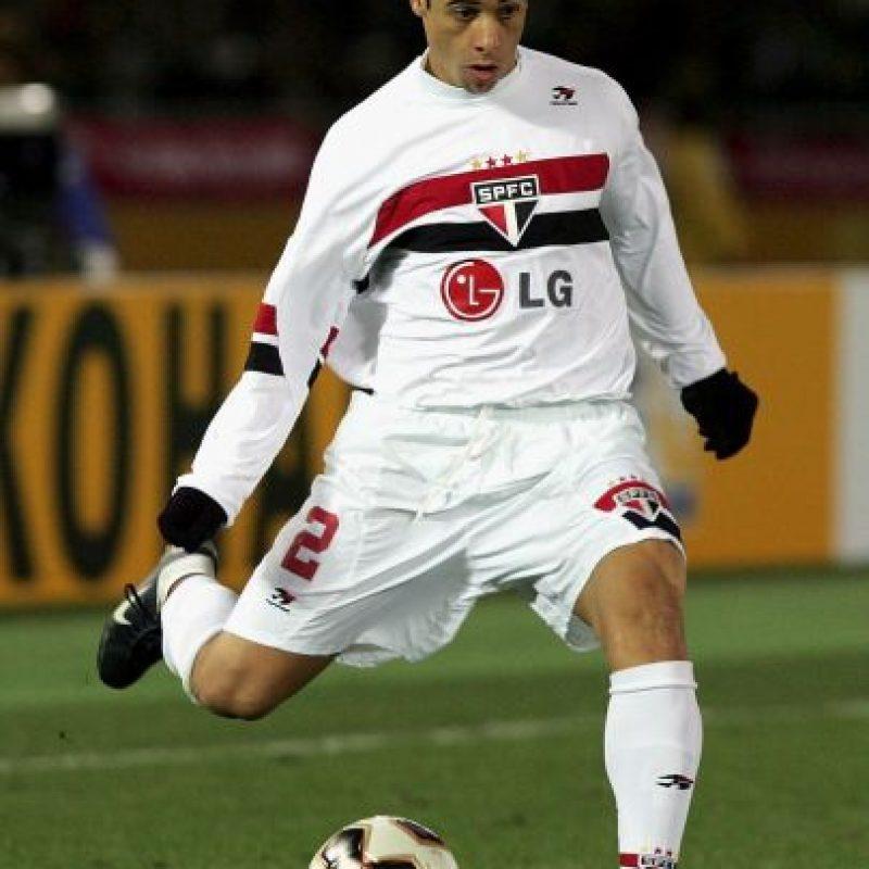 Sao Paulo fue el club que lo catapultó a Europa Foto:Getty Images