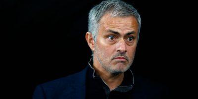 José Mourinho sufrió un intento de robo, mientras veía la final de la Euro 2016 Foto:Getty Images